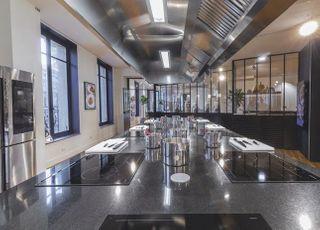 삼성전자, 佛 '갤러리 라파예트'에 쿠킹 스튜디오 오픈