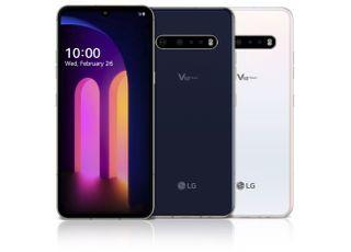 LG전자, 'V60 씽큐 5G' 공개…내달 북미·유럽 출시