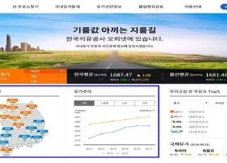 석유공사, '오피넷' 개편…전국 주유소 가격 더 쉽게 비교