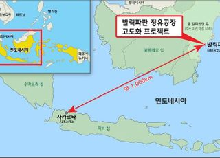현대엔지니어링, 3.6억달러 인도네시아 발릭파판 정유공장 추가 수주