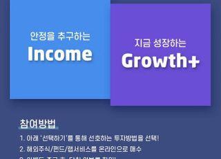 삼성증권,'인컴', '그로쓰+' 이벤트 진행