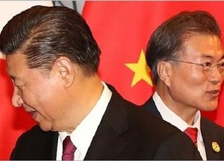 '한반도 운전자' 한다던 文정부 외교, 중국에 훈수 듣는 처지