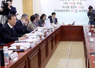 불출마 김무성·김도읍 지역구, '공천 몸살'