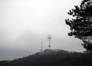 [내일날씨] 전국 흐리고 오전에 비…낮부터 기온 '뚝'