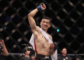 "[UFC] 정찬성, 박재범 폭행 오르테가에 분노 ""피범벅 각오"""