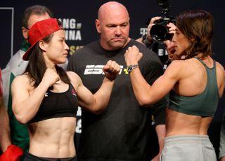 """UFC 대표가 점찍은 차기 맥그리거 """"중국의 장웨일리"""""""