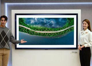 LG전자, AI·디자인 강화 TV 신제품 'LG 올레드 AI 씽큐' 출시