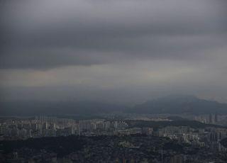 [내일날씨] 전국 대체로 흐려…미세먼지 '보통'