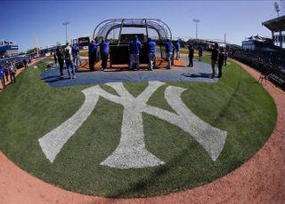 """""""우승 기회!"""" 뉴욕 양키스, 만장일치로 캠프지 잔류"""