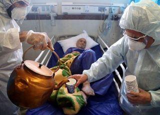 [코로나19] 이란, 확진자 1만6000명 육박…사망 988명