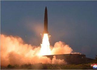 北, 단거리탄도미사일 2발 발사…전술지대지·KN-23 추정