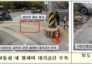 '사람우선' 도로설계 연구 추진…안전성‧편리성 강화