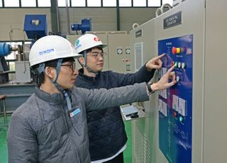 한국전력, 전량수입 가스터빈 기동장치 국산화 성공