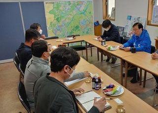 [총선2020] 도종환, 충북선 고속화사업 오송연결선 추진 약속