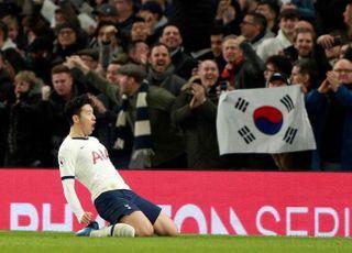 손흥민, AFC 선정 '최고의 아시아 출신 해외파'