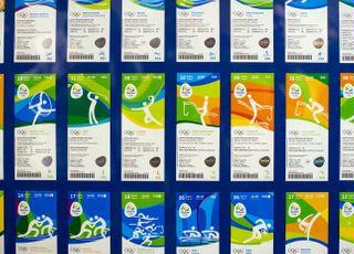 이미 팔린 올림픽 티켓 554만장, 내년에도 권리 유효