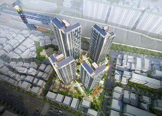新거점도시로 성장하는 인천 부평에서 ㈜한라, '부평역 한라비발디 트레비앙' 분양