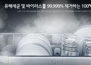LG 디오스 식기세척기, 올 트렌드는 대용량과 스팀