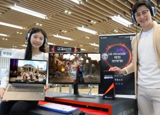 LG전자, 'LG울트라기어' 게이밍 모니터·고성능 노트북 신제품 출시