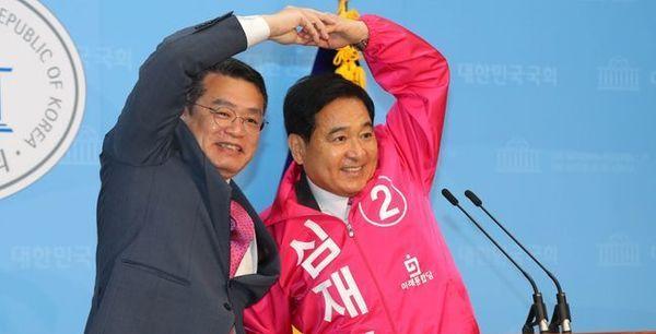 """[총선2020] 민생당 임재훈 의원, """"통합당 심재철 선대위 참여하겠다"""" 결단"""
