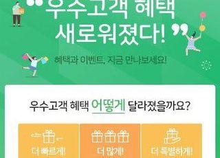 """""""등급 확인하고 혜택 받으세요""""…CJ오쇼핑, 고객등급 제도 개편"""