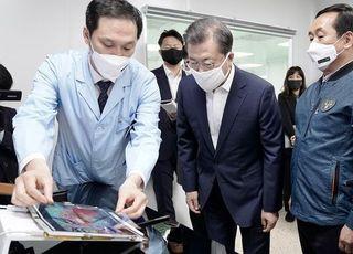 '총선 2주전'…文대통령의 의미심장한 TK 行