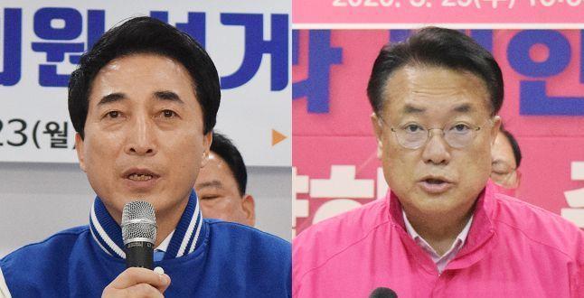 [총선2020] 선거운동 '총성'…지금 이 시각, 충청권 판세는
