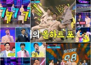 '미스터트롯'의 힘…'사랑의 콜센타' 첫방 시청률 23%