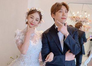 김보미·윤전일, 코로나19 여파로 결혼식 연기