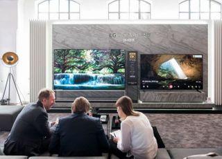 LG 올레드 TV, 전 세계에서 찬사 쏟아져