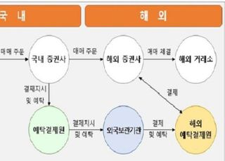 """예탁결제원 """"해외주식 투자자 권리, 국내투자자와 동일"""""""