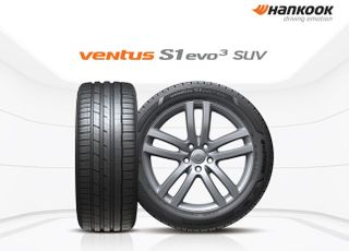 한국타이어, SUV용 타이어 '벤투스 S1 에보3 SUV' 출시