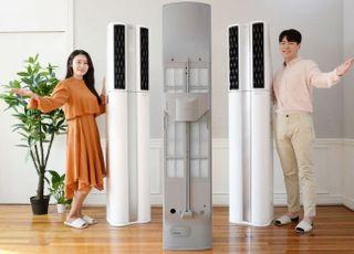 LG전자, 4단계 청정관리 휘센 씽큐 에어컨 '듀얼 스페셜 플러스' 출시