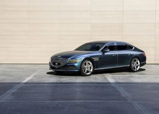 제네시스 G80, 한국자동차기자협회 선정 '4월의 차'
