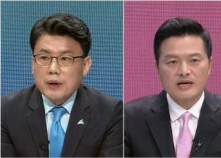 [총선2020] 진성준 대 김태우, '조국' 놓고 토론회서 격돌