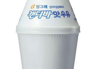 빙그레, 단지가 궁금해 여섯 번째 시리즈 '캔디바맛우유' 출시