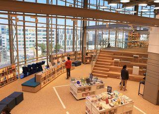 NC강서점, 지역 최대 서적문화공간 '예스24' 개점