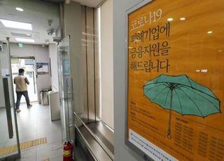 """시중銀 '소상공인대출' 엿새 만에 2.9만건 접수…""""기은은 2배 더"""""""