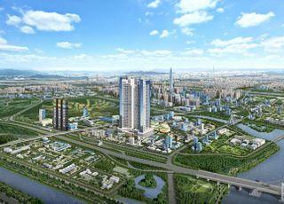 트리플 역세권 '청라국제도시역 푸르지오 시티' 5월 분양