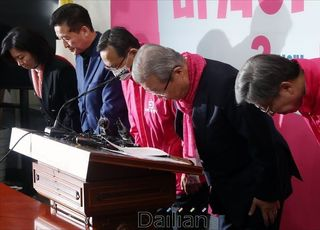 """[총선2020] '보수의 품격' 김종인 """"포기 생각했지만…나라 너무도 절박"""""""