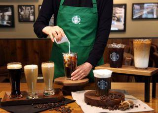 """스타벅스 """"10명 중 6명은 아이스 커피 선호"""""""