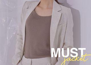 이랜드 미쏘, 올 여름 소장 추천…'머스트 재킷' 출시