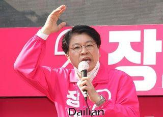 """[총선2020] 장제원 """"부산시장 한 번 하고, 대통령 하고 싶다"""""""