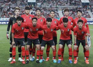 [코로나19] '멈춰선 A매치' 한국축구, FIFA 랭킹 40위 유지