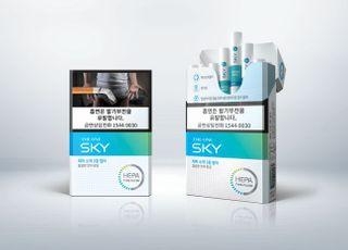 KT&G, 냄새저감 제품군 확장…젊은층 수요 증가