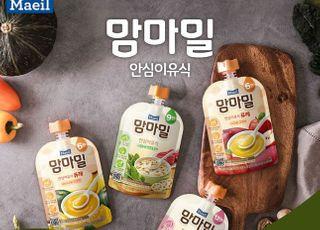 매일유업 맘마밀, '한국산업의 구매안심지수' 1위 선정