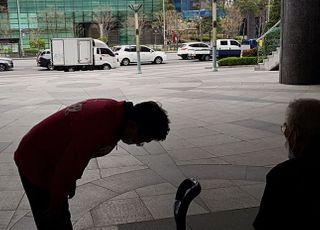 [총선2020 르포] 험지 구로을 김용태의 '외로운 싸움'