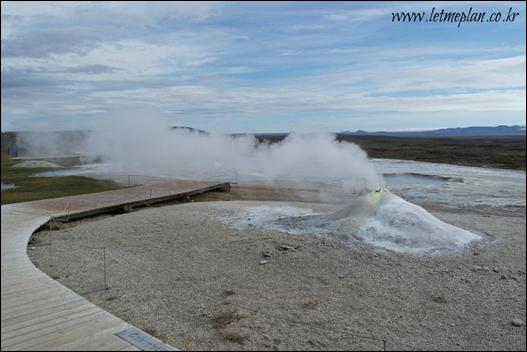 아이슬란드는 불과 얼음의 땅이라고 불리운다. 그 중에