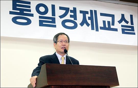 천영우 전 외교안보수석(한반도미래포럼 이사장) ⓒ데일리안 박항구 기자