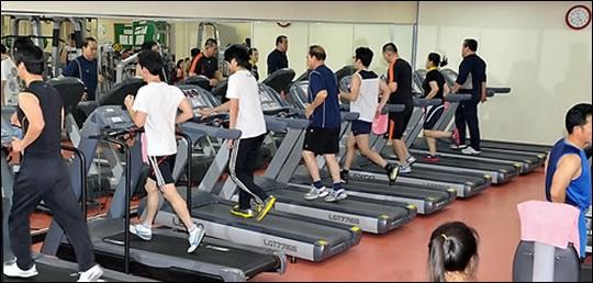 7일 소비자시민모임에 따르면 서울시내 헬스장 57%가 부당 환급 계약을 해온 것으로 밝혀졌다. (자료사진) ⓒ연합뉴스